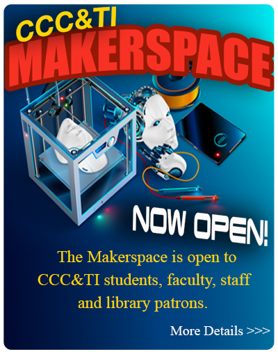 LRC introduces Makerspace - 3D printing, Seed Library. etc.