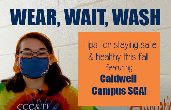 Caldwell SGA explain Safety protocols