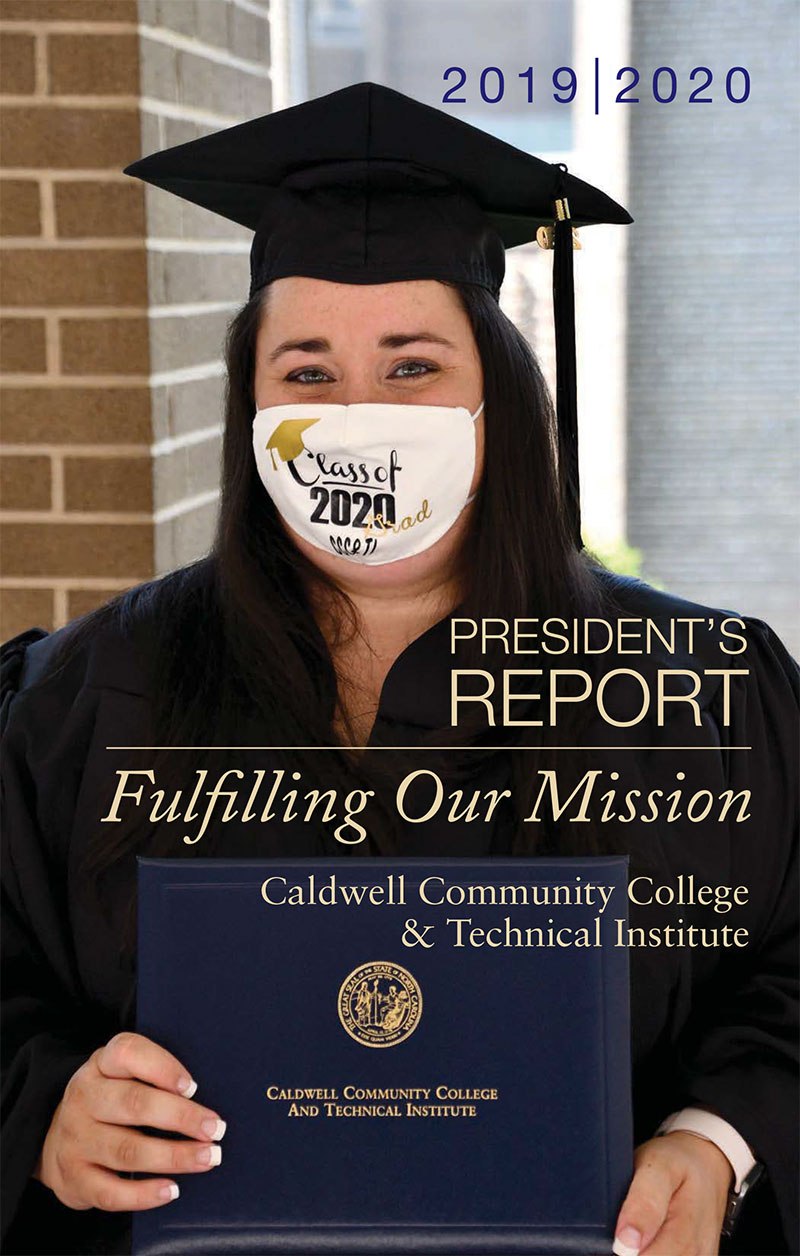 President Report Cover