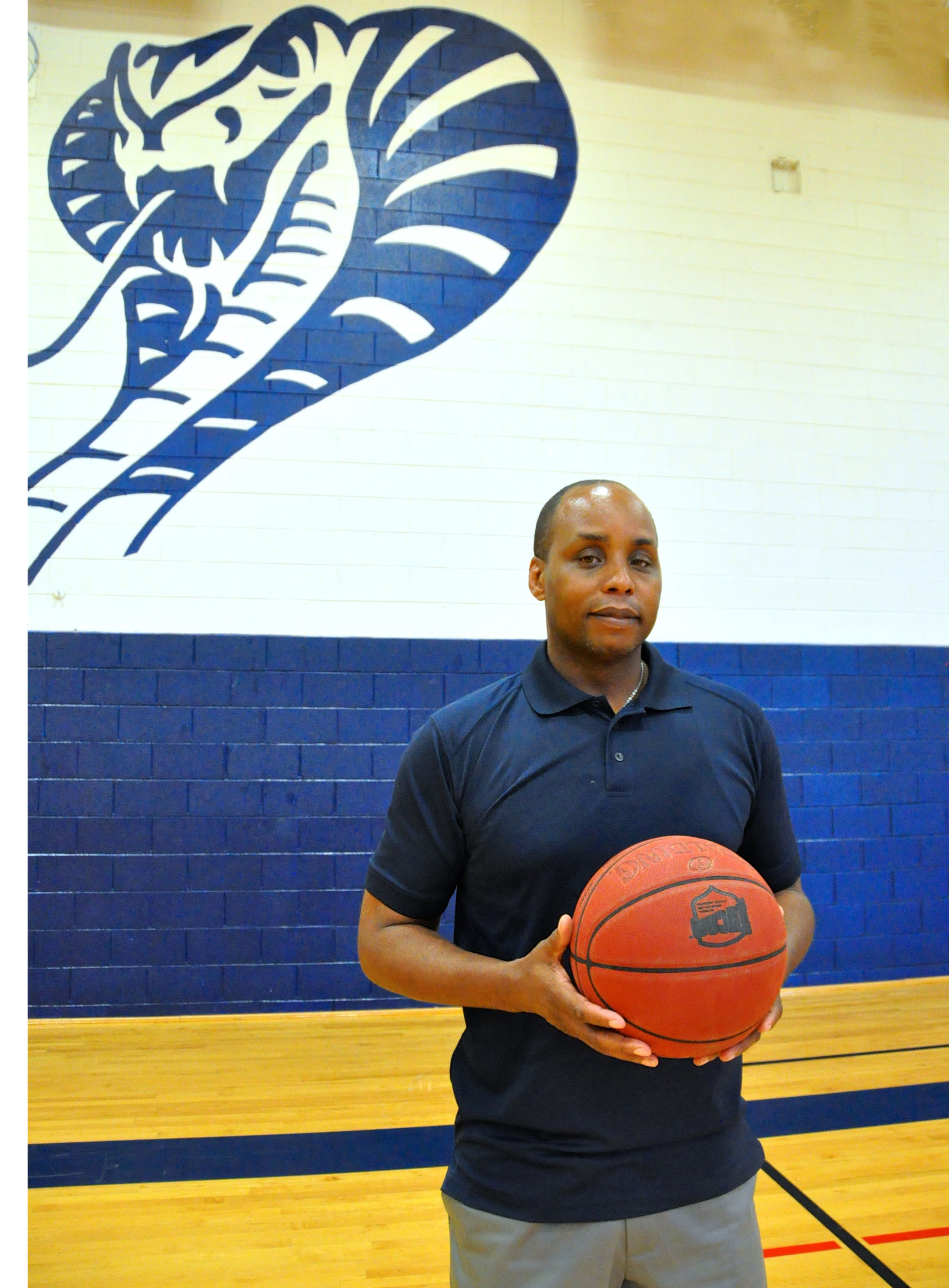 Ike Williams - New CCC&TI Women's Basketball Coach