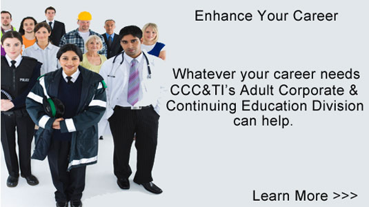 Continuing Education Ad