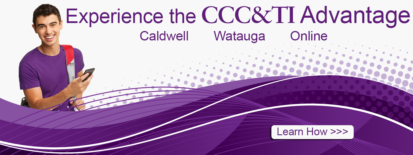 Experience the CCC&TI Advantage