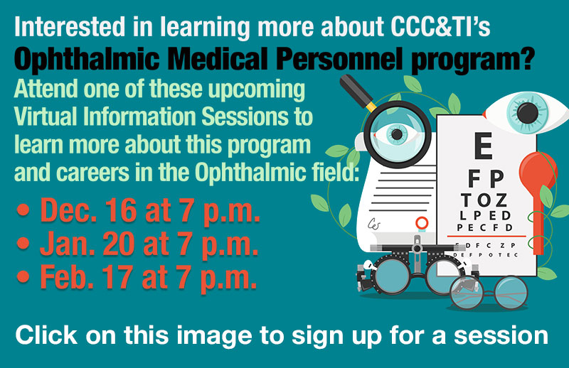 OMP Info Session ad