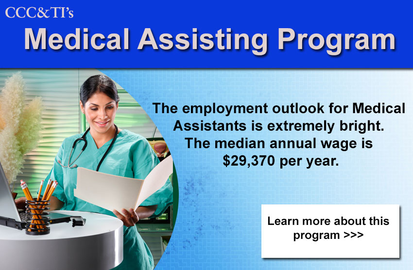 Link to  Medical Assisting Program