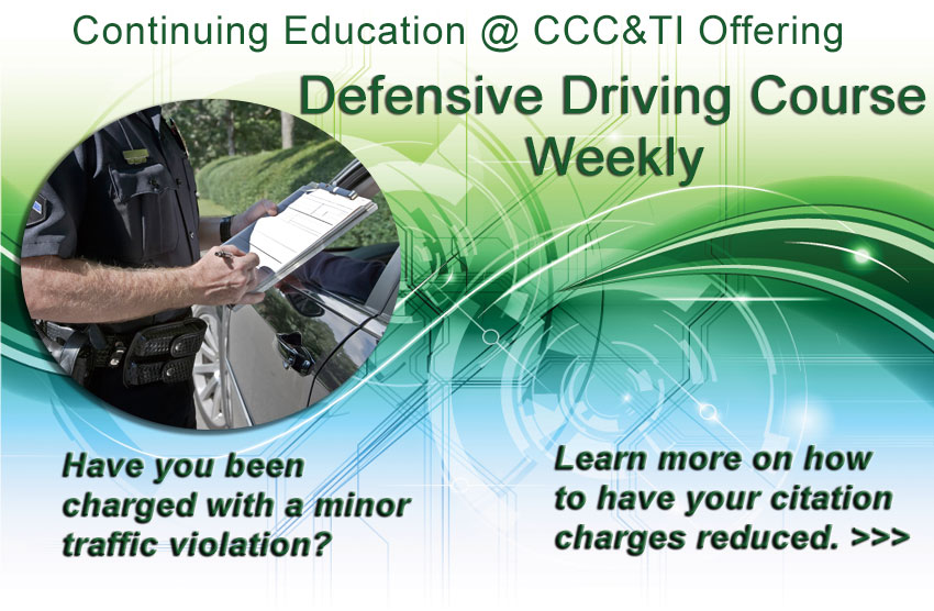 Defensive Driving Ad