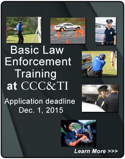 BLET training at CCC&TI - deadline 12/1/2015
