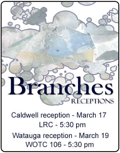 Branches Reception on Caldwell Campus postponed until 3/17