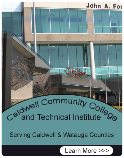 CCC&TI serving Caldwell and Watauga Counties