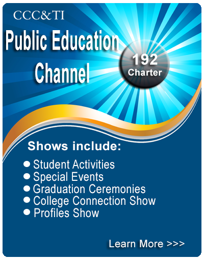 Channel 192 - our PEG channel