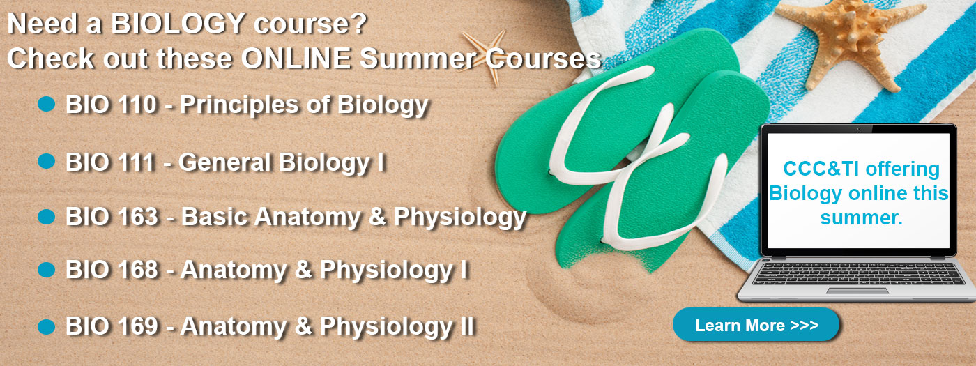 online biology course