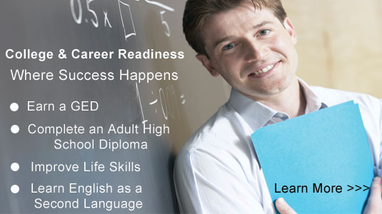 College and Career Readiness Ad